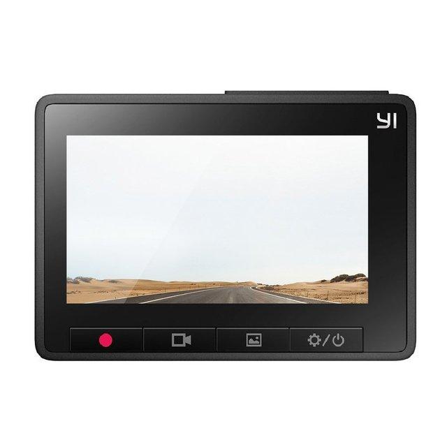 YI Smart Car Camera WiFi Dash DVR Recorder con visione notturna 165 gradi Dash Cam 1080P registratore videocamera per auto