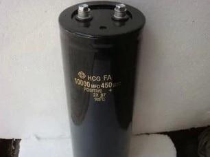 Máquina de Parafuso Volume Capacitor Eletrolítico Grande 450v10000uf 10000uf450v 75×220