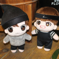 BTS  Bangtan Boys Kim Tae Hyung V Baby Doll Plush Toy handmade New Year