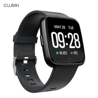 Y7 Smart Watch With Heart Rate Blood Pressure Blood Oxygen Monitor Pedometer Sports Fitness bracelet Smartwatch Men Women
