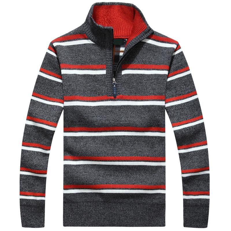 Brand Clothing New Winter thick Cashmere font b Sweater b font font b men b font