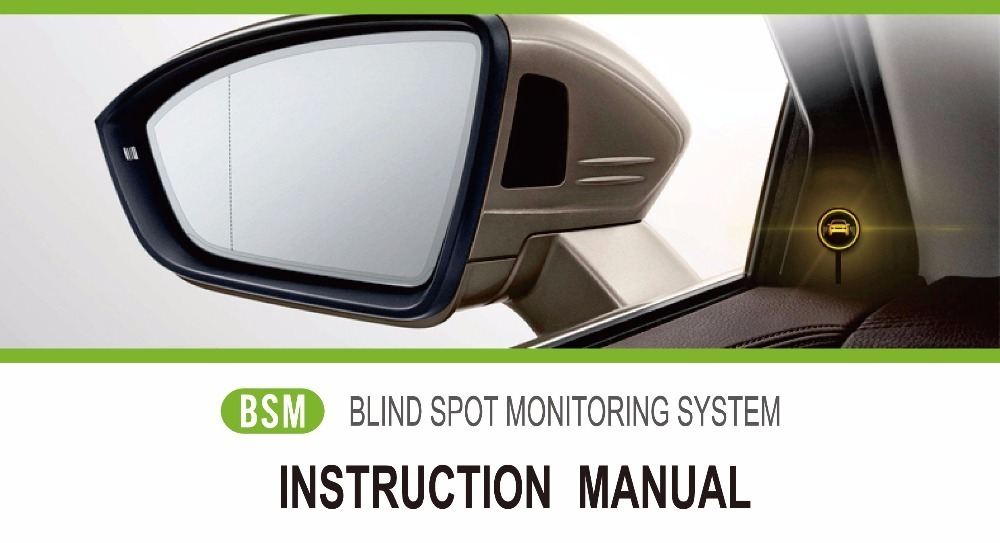 Image 5 - Car BSD blind point lane change auxiliary system microwave radar parallel line auxiliary warning BSD blind area monitoring syste-in Parking Sensors from Automobiles & Motorcycles