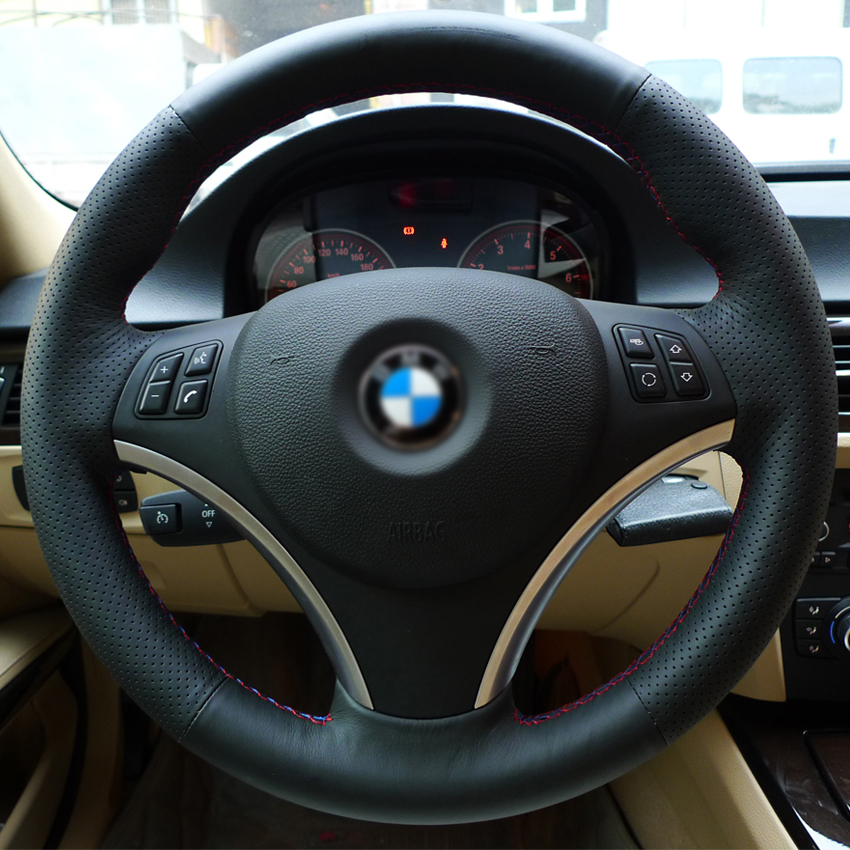 Steering Wheel Covers Case For Bmw X1 325i Car Styling Diy