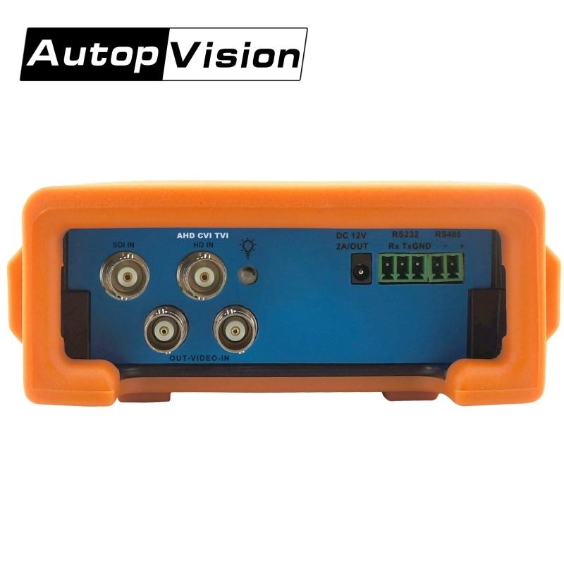 DHL ücretsiz nakliye IPC4300 CCTV tester 4.3 Dokunmatik ekran IP - Güvenlik ve Koruma - Fotoğraf 4