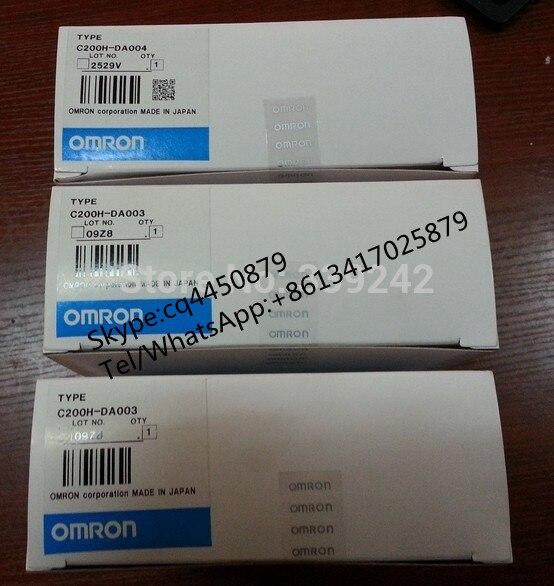 NEW&ORIGINAL C200H-DA004 C200H-DA004 PROGRAMMABLE CONTROLER C200H-DA004 PLC C200H-DA004