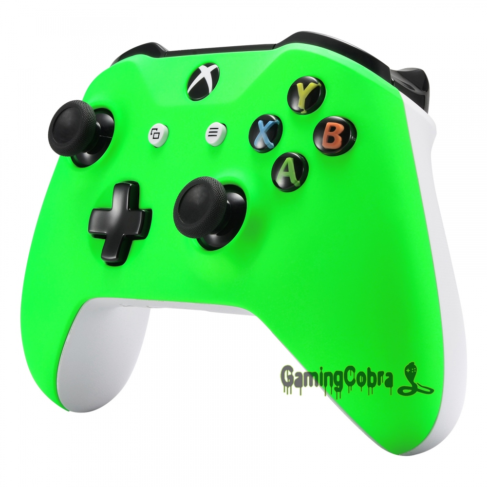 Custom Personalized Neon Green Replacement Top Shell For Xbox One X S Controller In Cases From Consumer Electronics On Aliexpress