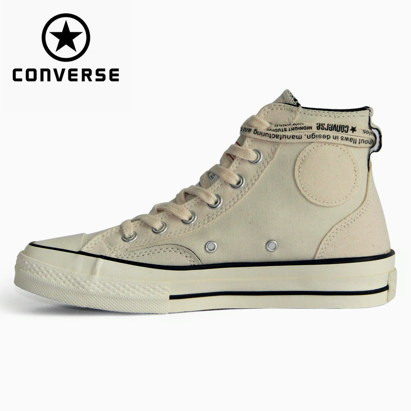 Original Converse x midnight studio A limited edition sneakers unisex Skateboarding Shoes
