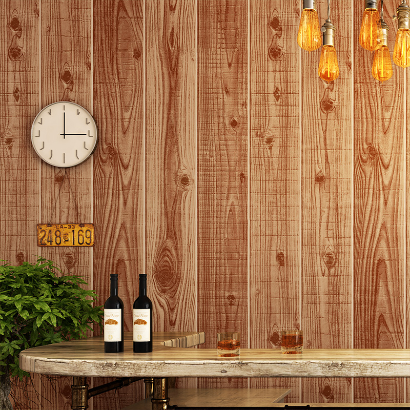 New Rushed Papel De Parede Papier Peint Paysota 3D Wood Wallpaper Japanese Tatami Pure Color Bedroom Living Room Wall Paper papier peint papel pintado paysota children room wallpaper lovely stars boy and girl bedroom environmental non woven wall paper