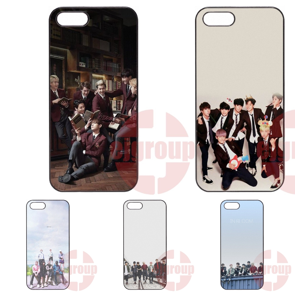 For Galaxy Y S5360 Note 3 Neo Ace Nxt Plus On5 On7 On8 2016 For Amazon Fire Phone Cases Cover Unique Bangtan Boys Bts