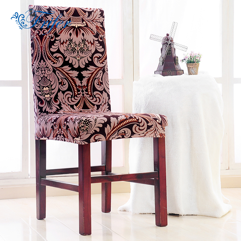 Removable Stretch Chair Cover Elastic Slipcovers For