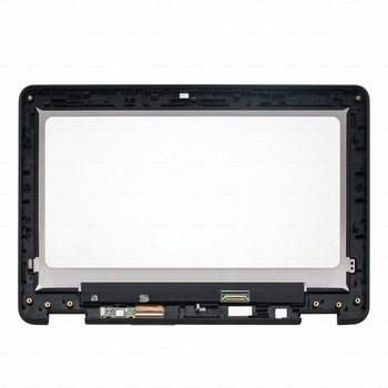 """1366 x 768 HD For Dell Latitude 11 3189 LED LCD Screen + Touch Digitizer Glass + Frame Replacement 11.6""""  V4VFK"""