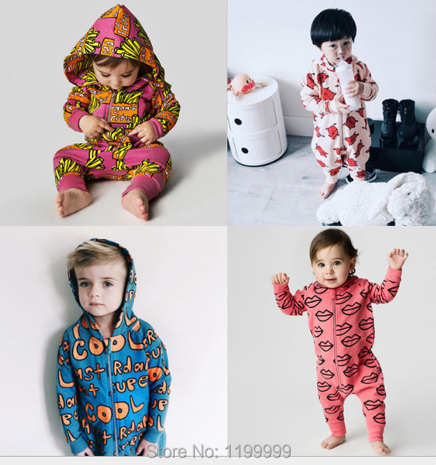 2016 AUTUMN WINTER BABY BOY CLOTHES BABY GIRL CLOTHES BABY ROMPERS CARTOON HIGHEST QUALITY BOYS CLOTHING GIRLS CLOTHING BRAND cotton baby rompers set newborn clothes baby clothing boys girls cartoon jumpsuits long sleeve overalls coveralls autumn winter