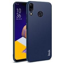 IMAK sFor Asus Zenfone 5 ZE620KL Cover Case Ultra thin Hard PC Phone Cover Case For Asus Zenfone 5z ZS620KL with Film
