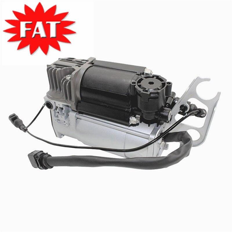 air suspension compressor for audi q7 porsche cayenne vw touraeg pneumatic suspension pump
