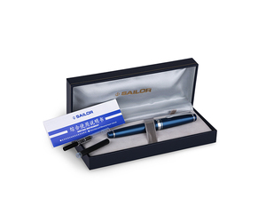 Image 5 - סיילור pg שטוח מקצועי הילוך זהב silver1221 1222 14k עט נובע לבן אדום כחול משלוח חינם