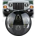 Dot Emark Approved 7 Inch LED Headlight for Jeep Wrangler Toyota FJ Land Rover Defender