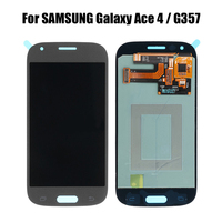 AMOLED For Samsung Galaxy Ace 4 LCD Display Touch Screen Digitizer Assembly For Samsung Ace4 G357 G357F G357FZ G357 LCD Screen