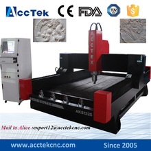 Cnc carving machine for marble granite 2017 Stone engraving machine cheap stone cnc router