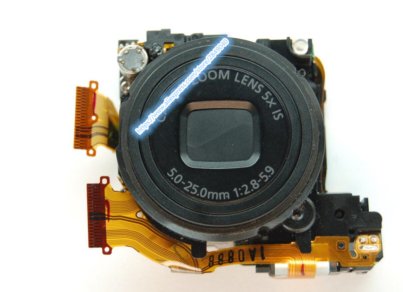 95% NEW Original Digital Camera Zoom lens Accessories for Canon Powershot A3200 A3300 PC1589 PC1590 Black
