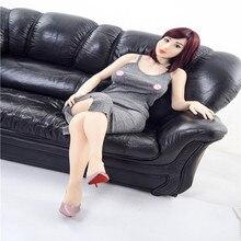 160cm #Jennifer TPE with Metal skeleton sex dolls real masturbator vajina love dolls male sex dolls for women Lifelike vagina