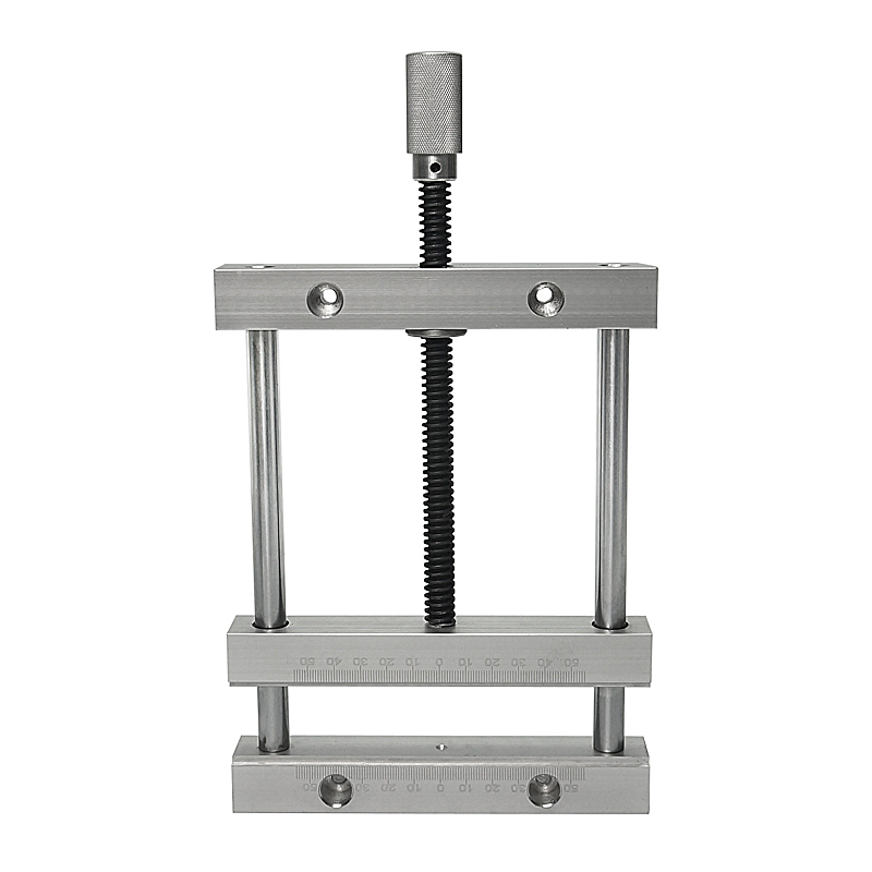 CNC части фрезерный станок Плоские щипцы manumotive 140 мм Винт точность параллельно-Челюсти тиски для cnc маршрутизатор cnc инструмент