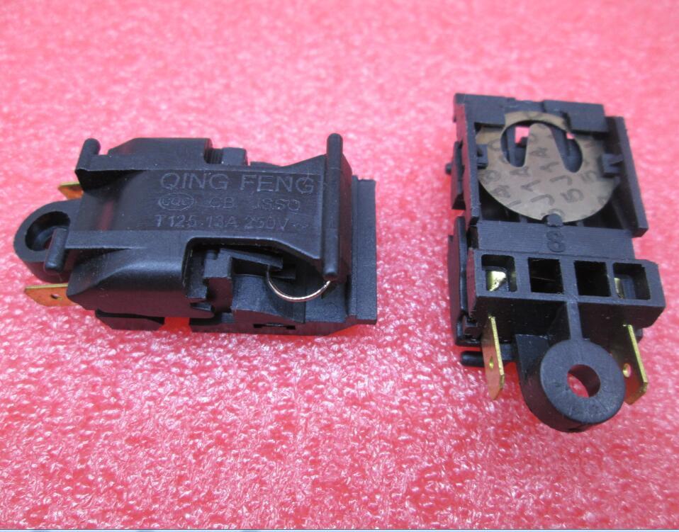 цена на NEW switch XE-3 JB-01E 13A =ZL-189-A 13A XE3 JB01E ZL189A Electric kettle switch Electric kettle thermostat steam switch