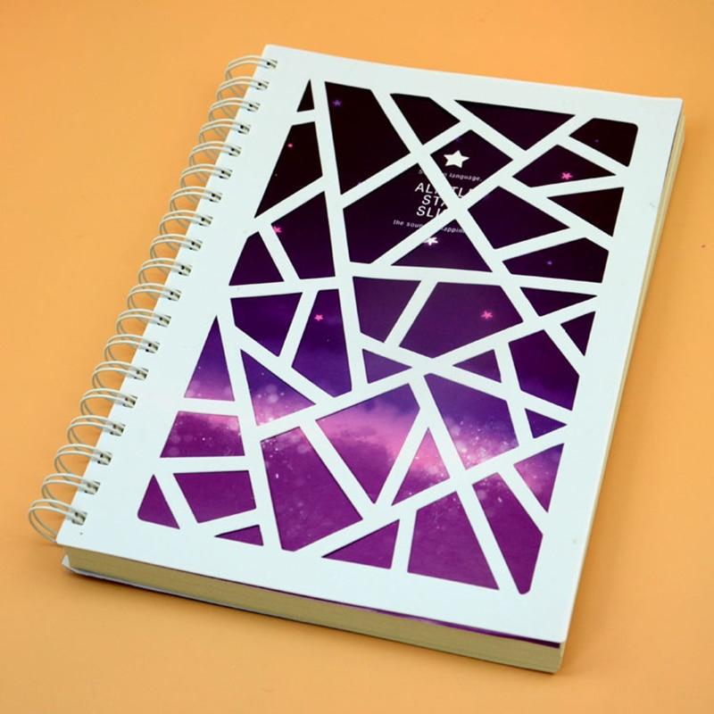 Lovely Kawaii Coil Notebook l Spiral Stapler 16K Notebook Calligraphy Child school supplies Stationery gift недорго, оригинальная цена