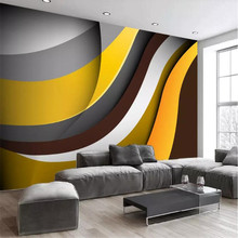 Abstract geometric lines bubble background wall professional production murals wholesale wallpaper murals custom photo wall все цены