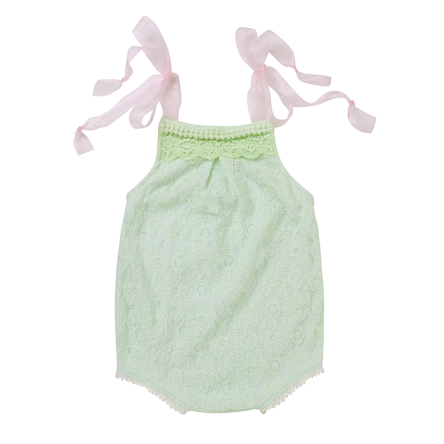 Cute Newborn Infant Baby Girls Romper Lace Floral Strap Romper Jumpsuit Outfits Summer Baby Clothes Baby Onesie Toddler Jumpsuit newborn infant baby girl clothes strap lace floral romper jumpsuit outfit summer cotton backless one pieces outfit baby onesie