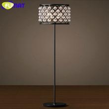 Фумат Винтаж кристалл торшер гладить настольная и напольная Лампа Свет светодио дный Свет ночники для Гостиная Спальня исследование Бесплатная доставка