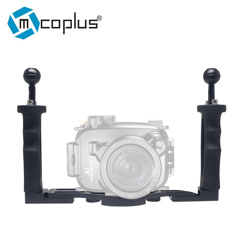 Pro Video Stabilizing Handle Grip for Nikon Coolpix P510 Vertical Shoe Mount Stabilizer Handle