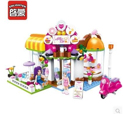 2003 277pcs Girl's Dream Constructor Model Kit Blocks Compatible LEGO Bricks Toys for Boys Girls Children Modeling