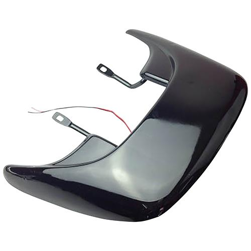 honglue For Honda DIOAF27 / AF28 motorcycle scooter plastic black rear tailwing full set of tail brake light tail support frame sitemap 145 xml