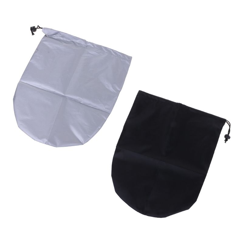 1 Pair Car Rearview Mirror Cover Protection Frost Ice Shield Shade Waterproof Sun Shade Side Mirror Snow Cover Car-styling