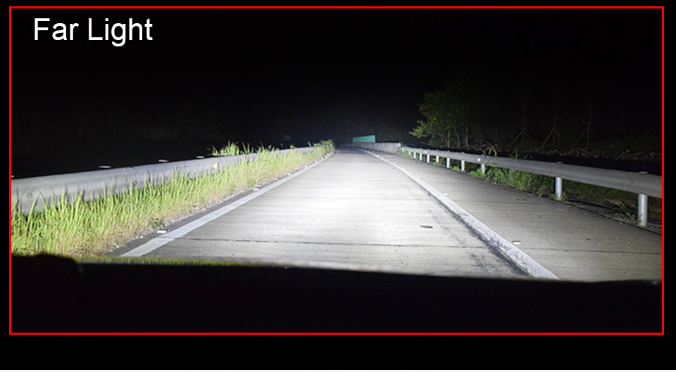 Foxcnsun H4 H7 LED Car headlight Fanless LEDs auto lamp H1 H3 H15 9004 9005 9006 9007 9012 12V 24V 50W CSP Hi Lo Beam 10000LM (8)