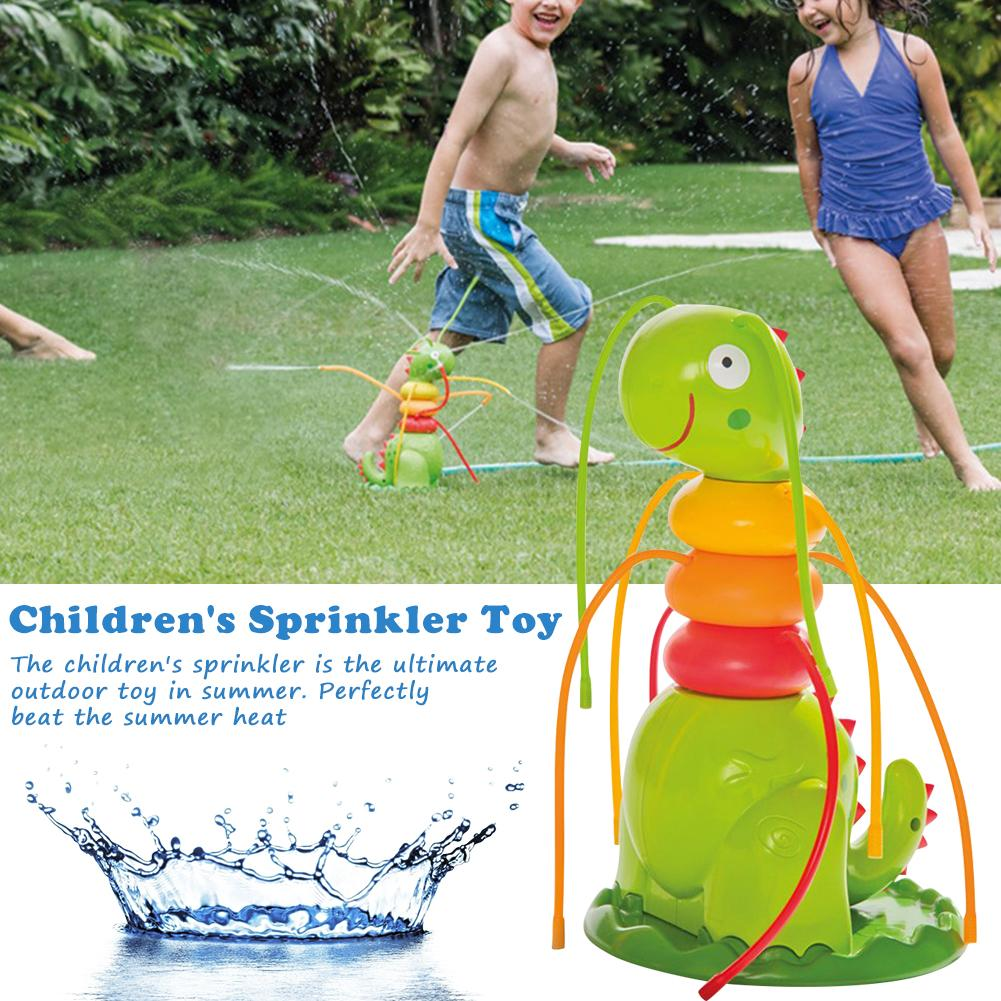 Caterpillar Water Sprayer Sprinkler Outdoor Fun Toy Swimming Party Beach Pool Play For Kids Children