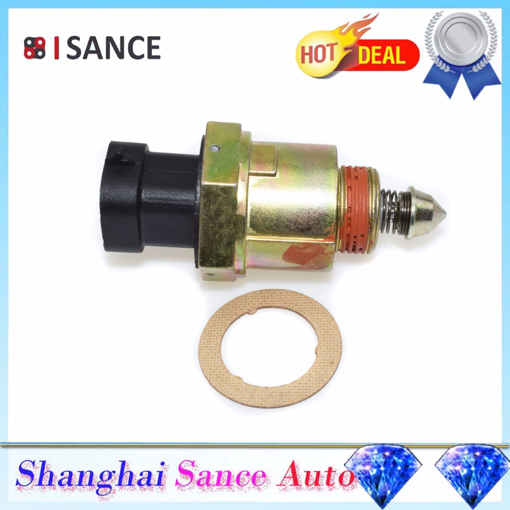 IDLE AIR CONTROL VALVE IAC TABPV BUICK CHEVROLET ISUZU PONTIAC VEHICLES AC15