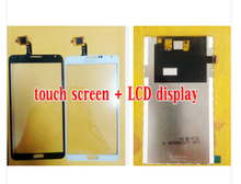 touch screen DC-71-3 with interior LCD display glass panel screen FPC57H6C00-B FOR 5.7 inch china Imitation MTK phone n90002