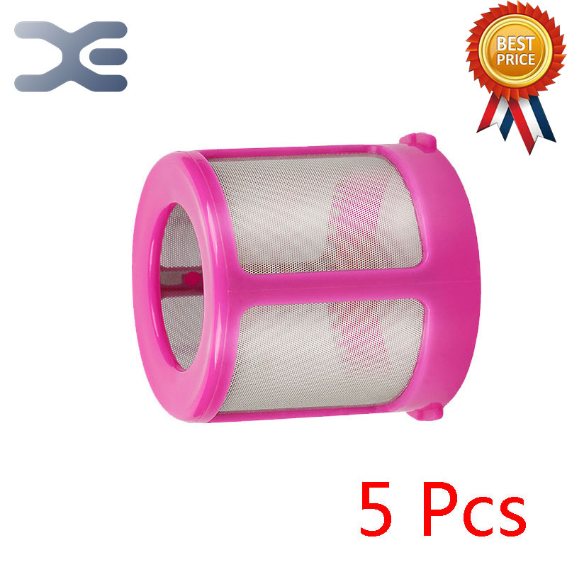 5Pcs For Puppy Except Mite Meter Accessories Filter General D-602A 602 607 609 Stainless Steel Mesh цена 2017