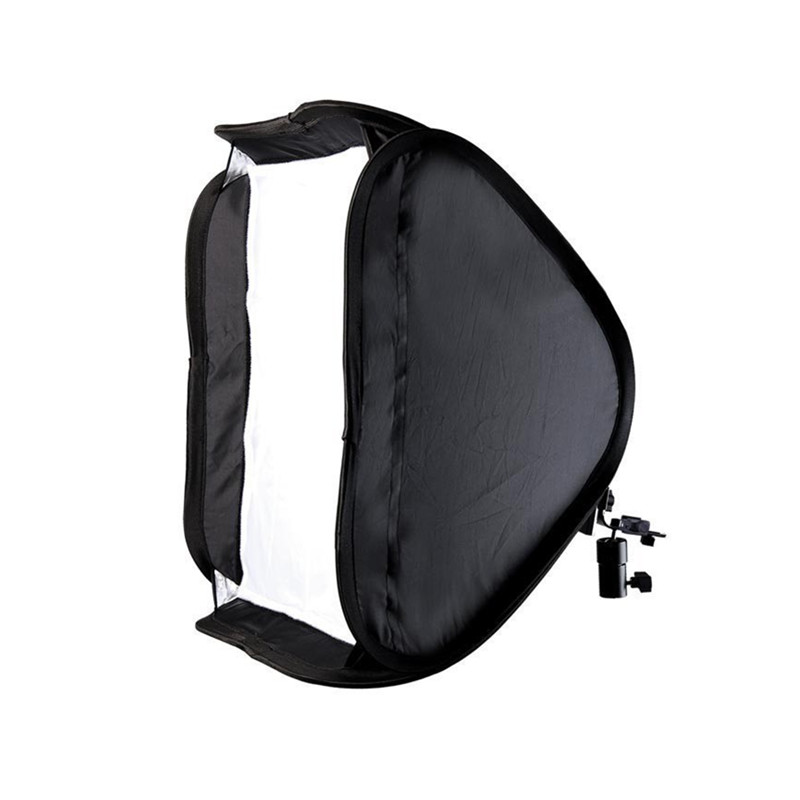 CY Pro High Quality Photography Studio Kits 20/50cm Easy Portable Softbox For Speedlite with Light Stand Photo Studio Set