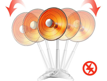 Небольшой солнечный домашний обогреватель, электрические вертикальные обогреватели, экономия электроэнергии, электрическая плита
