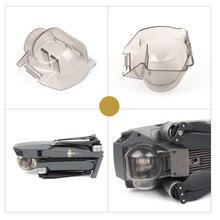 HOBBYINRC Transparent Lens  Protective Cover Gimbal Camera Clear Protection Cover Lens Protector Cap for DJI MAVIC PRO –Gray