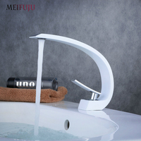 Brass Basin Faucet Chrome Black Faucet Brushed Nickel Sink Mixer Tap Vanity Faucet Hot Cold Water