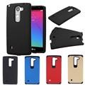 Armadura híbrido tpu plástico fosco hard cover case for lg spirit 4g lte H422/Leon H324/Magna G4c G4 Mini H502F Phone Cases Shell