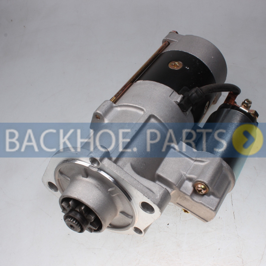 Starter Motor 1C010-63011 for Kubota Tractor M8200SDNBF M8200DT-F Engine  V3300