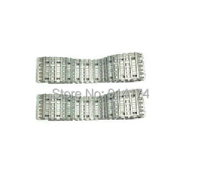 2pcs/set  henglong 3888 3888-1  1/16 rc tank upgrade parts metal track free shipping riani riani 7 04 230 67