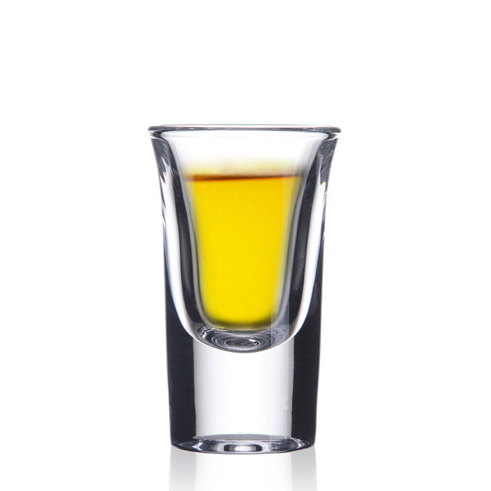 Handmade Heatproof Shot Glass Spirits Vodka Drink Cup