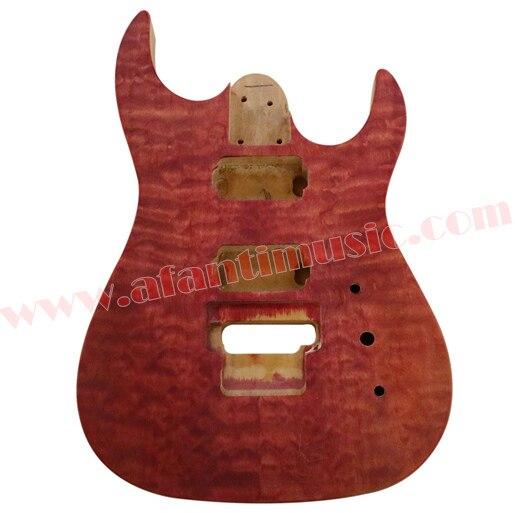 Afanti Music DIY guitar DIY Electric guitar body (ADK-106)