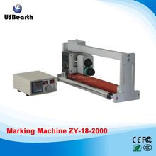 Interlocking ink wheel coding machine ZY-18-2000 code printer for Date printing
