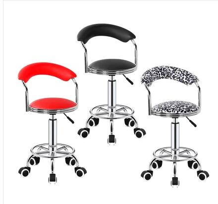 Bar Chair. Beauty Bench. Back Chair. Swivel Chair Barber's Wheelchair.011